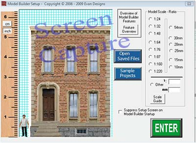 Model Trains Buildings With Model Builder Modeling Software