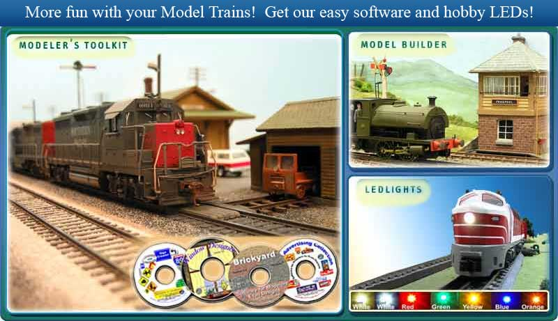 Model Train Software