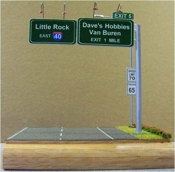 Road and Rail Signs fo...